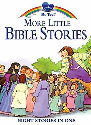 More Little Bible Stories (Me Too!) by Marilyn Lashbrook Paperback Book The