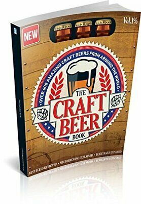 The Craft Beer Book by Imagine Publishing Book The Cheap Fast Free Post