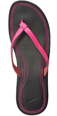REEBOK AHEAD COMFORT Womans Summer Thong Casual Flip Flops Pink ... 53f1bf965