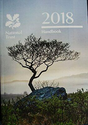 National Trust 2018 Handbook by National Trust Book The Cheap Fast Free Post