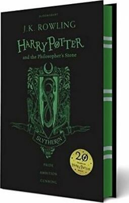 Harry Potter and the Philosopher's Stone - Slytherin Edition (Hardback)