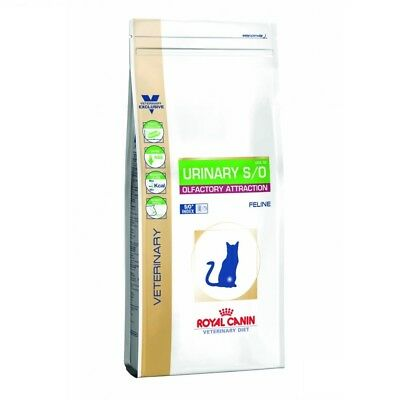 400g Royal Canin Urinary S/O Olfactory Attraction UOA 32 Bravam 3182550817790