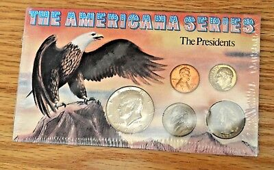 The American Series - The Presidents - Uncirculated and Sealed