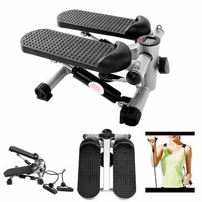 Aerobic Exercise Mini Stepper Machine SwingWorkout Fitness Air Stair Climber