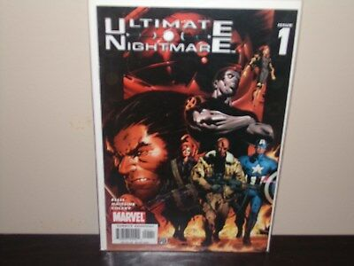 Ultimate Nightmare #1 2004  Marvel Comics