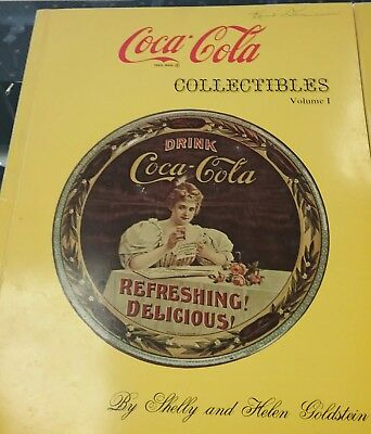 Coca-Cola Collectibles 3 book set