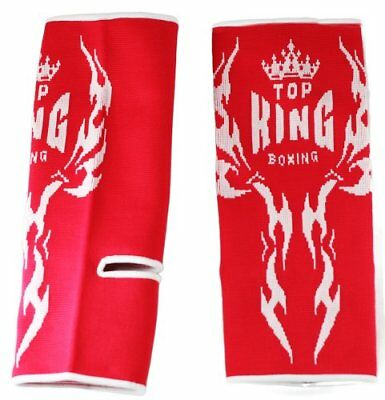 TKANG-02 Top King Ankle Guard Support Wraps, Muaythai, MMA, K-1, Thai Boxing,