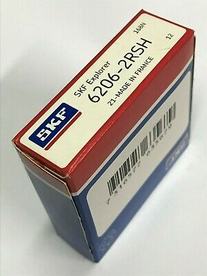 6206 Ball Bearing 6206-2RS1 SKF Explorer rubber sealed  Excellent Quality!!!!!