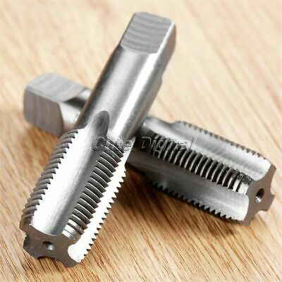 "1pc Industrial Metalworking HSS BSP 1/2"" Screw Tap Hand Thread Drill Bits Tool"