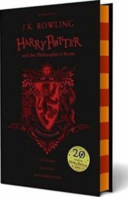 Harry Potter and the Philosopher's Stone - Gryffindor Edition (Hardback)