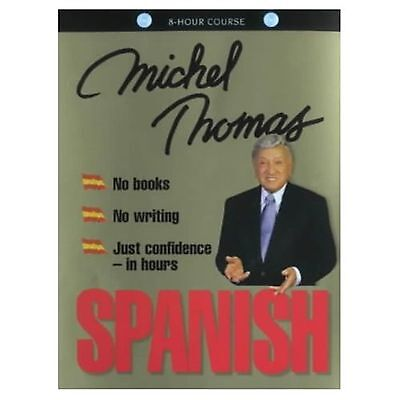 Michel Thomas Spanish + Advanced Spanish Course