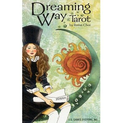 Dreaming Way Tarot card with Guidebook by Rome Choi - Brand New