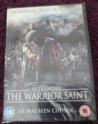 Alexander - The Warrior Saint (DVD) RUSSIAN LANGUAGE FILM*ACTION*NEW AND SEALED
