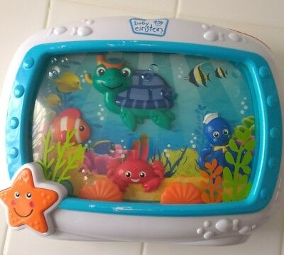Baby Einstein Sea Dreams Soother toy game Musical Aquarium Replacement piece