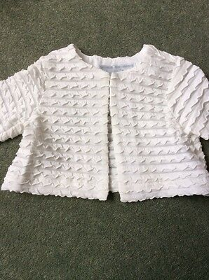 BNWT Girls Occasional Cardigan By Little Darlings (2 Yrs) *FREE UK P&P RRP £29