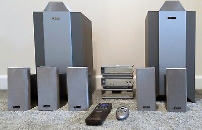 nakamichi soundspace 8 5 home theater system 232 50 picclick rh picclick com Nakamichi SoundSpace 8 Review nakamichi soundspace 8 user manual