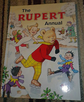 RUPERT - THE DAILY EXPRESS ANNUAL 2005 Collectors Children Book