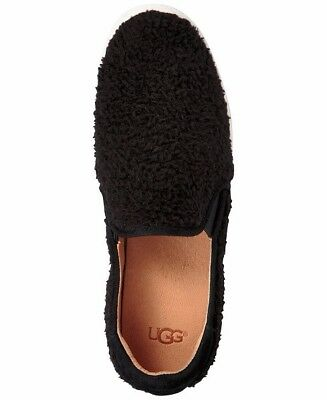 cc2bcc05d5a NEW UGG RICCI Slip-On Dyed Sheepskin Fur Sneakers Women Size 9.5