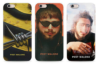 cheap for discount d970a ecf85 POST MALONE PHONE case cover for IPhone 5/5s/se/6/6s/7/8/6plus/7plus/8plus