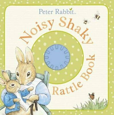 Peter Rabbit: Noisy Shaky Rattle Book (PR Baby books) by Potter, Beatrix Book