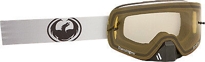 Dragon NFXS MX Goggles Stretch/Transition Yellow