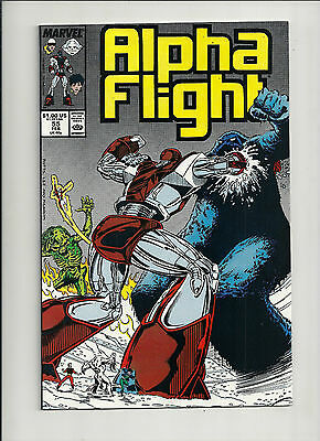 Alpha Flight #55 NM High Grade!