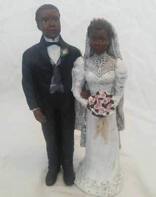 Sarah's Attic 1992 Always and Forever Wedding Figure 2605/4000 Ltd Edition EUC