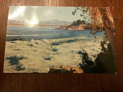 Colorado River Postcard Vintage CO Card Beauty Spot Old Antique Post Card