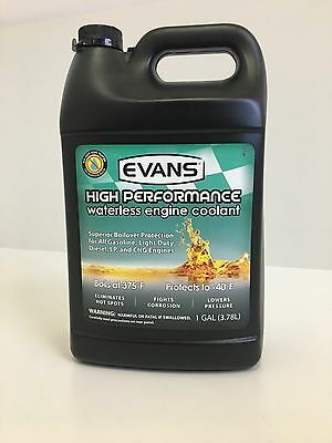 Evans High Performance Waterless Engine Coolant - 3.77 Litre FOR 4WD 4X4 WINCH