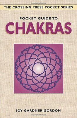 Pocket Guide to the Chakras by Gardner-Gordon, Joy Paperback Book The Cheap Fast