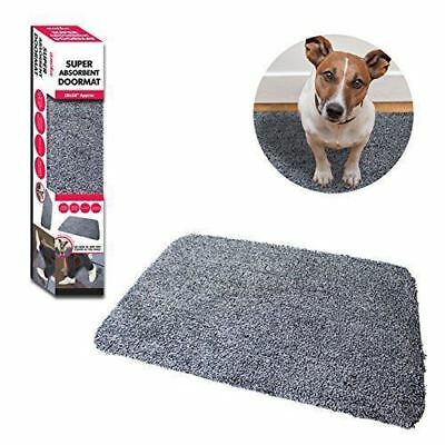 Super Absorbant Magic Door Mat Microfibre Clean Step Super Mat Washable doormat
