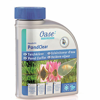 OASE aquaactiv PondClear Pond Filter Various inhaltsmengen Cloudy Water