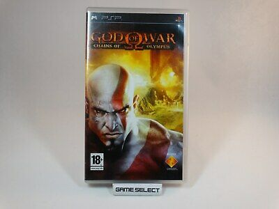 God Of War Chains Of Olympus Sony Psp Pal Eur Ita Italiano Prima Stampa Completo