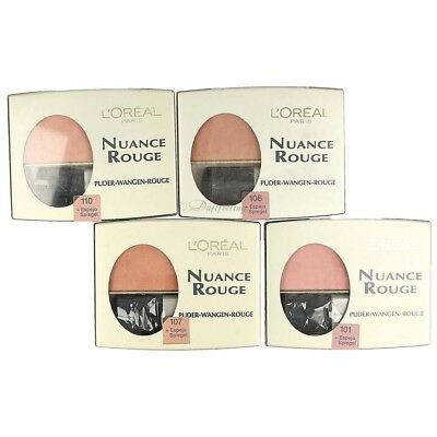 L`oreal Nuance Rouge ***Farbauswahl***