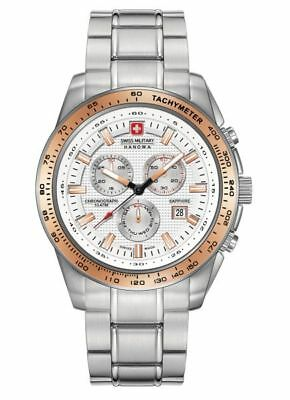 Swiss Military Hanowa Herrenuhr CRUSADER Chronograph 06-5225.04.001.09