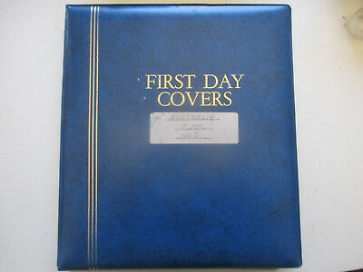 N0---11 --Fdc  Album  Full  Of Covers   27  Pages  --With 108   Fdc's  Included