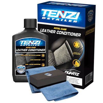 Tenzi LEATHER CONDITIONER professional cream leather restorer leather dressing