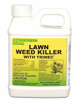 Southern Ag Lawn Weed Killer with Trimec, 16oz - 1 Pint