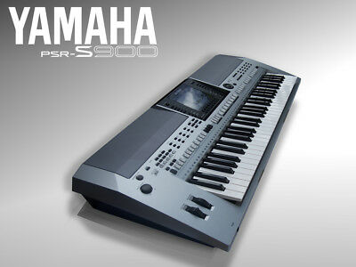 YAMAHA PSR-S900 Digital Keyboard