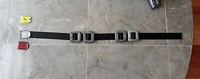 Scuba Diving Dive Weight Belt with Plastics Buckle - lead weights