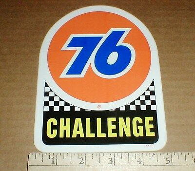 PAIR IMSA Racing Camel GT Challenge Series Union 76 vtg gas oil decal Stickers