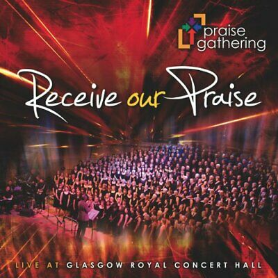 Praise Gathering - Receive Our Praise - Praise Gathering CD 72VG The Cheap Fast
