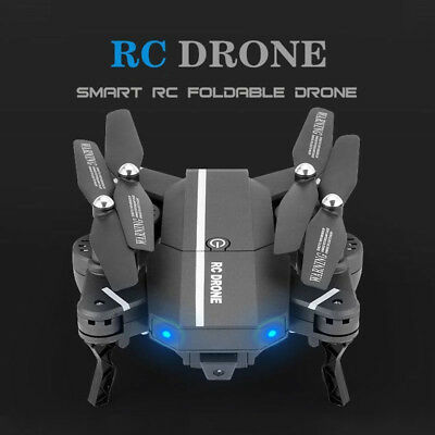 8807W Foldable Drone 2MP Wide Angle Camera Wifi FPV RC Quadcopter Helicopter TP