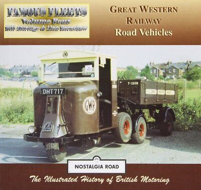 G.W.R. Road Vehicles, 1922-47 (Nostalgia Road) by Earnshaw, Alan Paperback Book