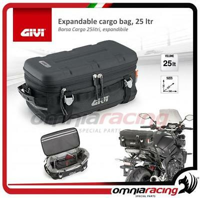 UT807 B Expandable cargo bag water resistant 20 ltr 2019 GIVI NEW