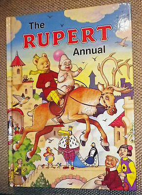 RUPERT - THE DAILY EXPRESS ANNUAL 2006 Collectors Children Book