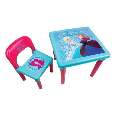 DISNEY Frozen My First Activity IML Printed Table & Chair Set (HFRO005)