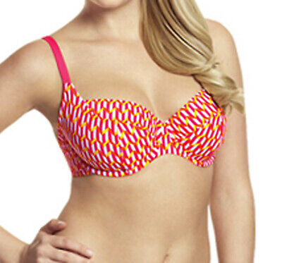 Cindy Balcony Bikini Top From Cleo Various Sizes D-H Cups BNWT