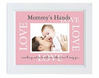 The Grandparent Gift Mommy's Love Frame Photo Frame for Mom