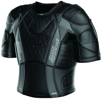 Troy Lee Designs 5850 Youth Hot Weather Shirt Black